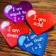 Valentine's Day Math Center (Prek, K, and 1st Grade)
