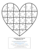 Valentine's Day Multiplication Math Centers