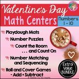VALENTINE'S DAY Math Centers {BUNDLE}