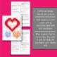 Valentine's Day Math Coloring Activity - Grades 3-12 - Coordinate Practice
