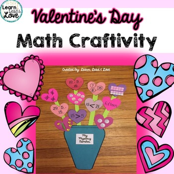 Valentine's Day Math Craftivity