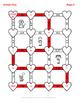 Valentine's Day Math: Dividing Decimals Maze