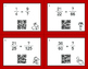 Valentine's Day Math: Equivalent Fractions QR Code Task Cards