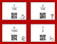 Valentine's Day Math: Fractions to Decimals QR Code Task Cards