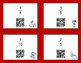 Valentine's Day Math: Fractions to Percents QR Code Task Cards