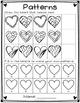 Valentine AB Patterns and Addition