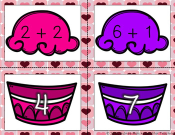 Valentine's Day Math Freebie