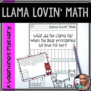 Valentine's Day Math Game