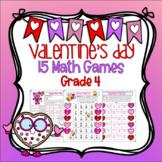 Valentine's Day Math Games