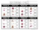 Valentine's Day Math Logic Puzzles- Addition and Subtraction