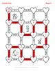 Valentine's Day Math: Multiplying Decimals Maze