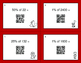 Valentine's Day Math: Percents QR Code Task Cards