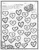 Valentine's Day  Print 'N Go Second Grade Math