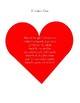 "Valentine's Day Math Problem Solving Activity ""Escape Room"" Format - Low Prep"