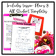 Valentine's Day Math Project-based Learning: 3rd Grade Edition