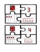 FREEBIE- Valentine's Day Number Puzzles