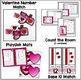 Valentine's Day Math Stations