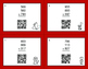 Valentine's Day Math: Three 3-Digit Addition QR Code Task Cards