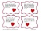 Valentine's Day Math Word Problem Task Cards