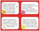 Valentine's Day Math Word Problems Task Cards