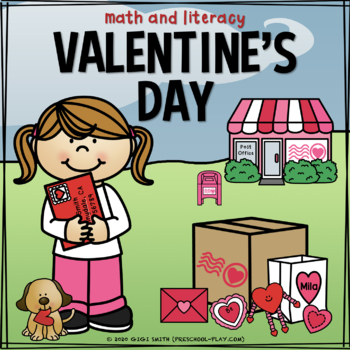 Valentine's Day Math and Literacy