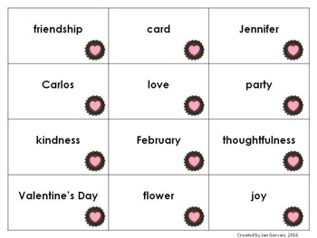 Valentine's Day Math and Literacy Activities CCSS Aligned