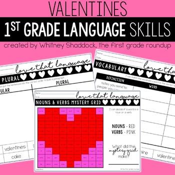 Valentines Day Activities BUNDLE