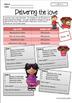 Valentine's Day Mathematics Worksheets Grade 3