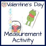 Valentine's Day Measurement Center Activity