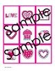 Valentine's Day Memory Game - Valentine's Day Theme Activity