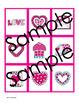Valentine's Day Memory Game - Valentine's Day Theme Activity