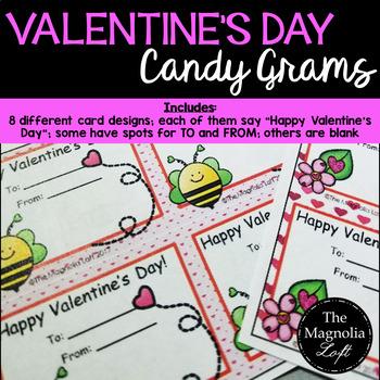 Valentine's Day Message Cards