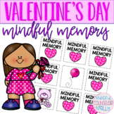 Valentine's Day Mindful Memory Game