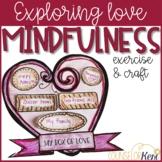Valentine's Day Mindfulness Activity Valentines Day Craft