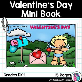Valentine's Day Mini Book for Early Readers