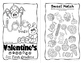 Valentine's Day Mini Book for First Graders