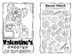 Valentine's Day Mini Book for Third Graders