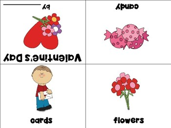 Valentine's Day Mini Books - ESL/ENL, Special Needs, Young Learners