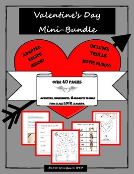 Valentine's Day Mini-Bundle