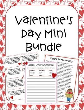 Valentine's Day Mini Bundle