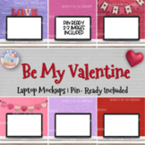 Valentine's Day Mockups | Computer Mockup for the Teacherpreneur