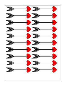 Valentine's Day Month Activity
