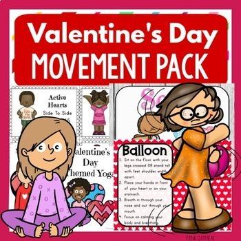 Valentine's Day Movement Pack
