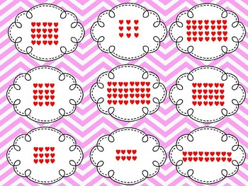 Valentine's Day Multiplication Centers