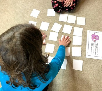 Valentine's Day Multiplication and Division Math Games