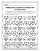 Valentine's Day Multiplication and Division Scavenger Hunt