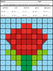 Valentine's Day Mystery Pictures Subtraction Within 20 ~ Fact Fluency