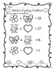Valentine's Day NO PREP Math Fun Packet