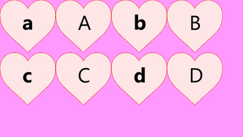 Valentine's Day Name Activity