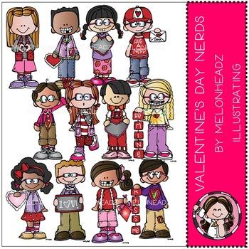 Valentine's Day Nerds by Melonheadz COMBO PACK